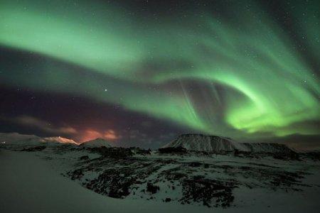 исландия севеные сияния 2017
