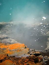 дайвинг исландия, горячие источники